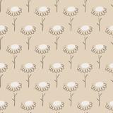 seamless flower pattern - 204106093