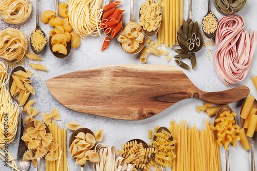 Various pasta - 204173684