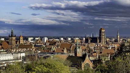 Gdansk old town © Iliya Mitskavets