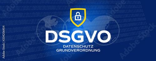 DSGVO / Datenschutz-Grundverordnung - 204206454