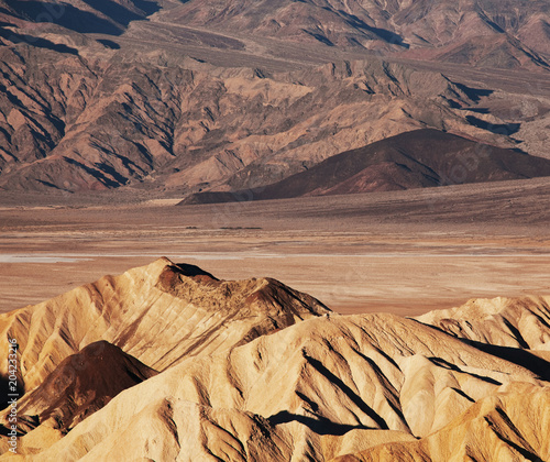 Aluminium Cappuccino nature desert