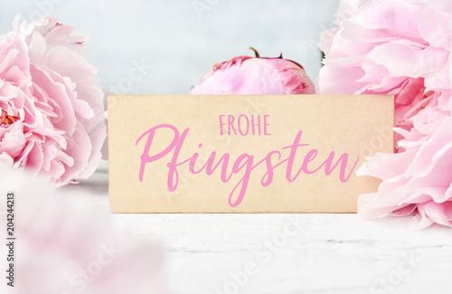 Frohe Pfingsten - 204244213