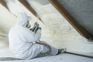 spray polyurethane foam for roof