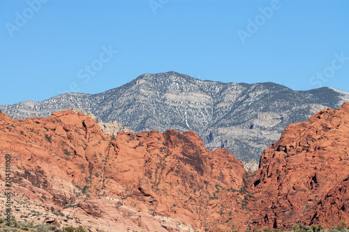 Plexiglas Zalm Red Rocks Morning