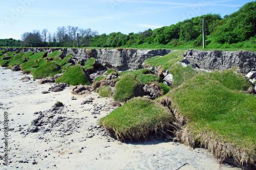 Erosion côtière