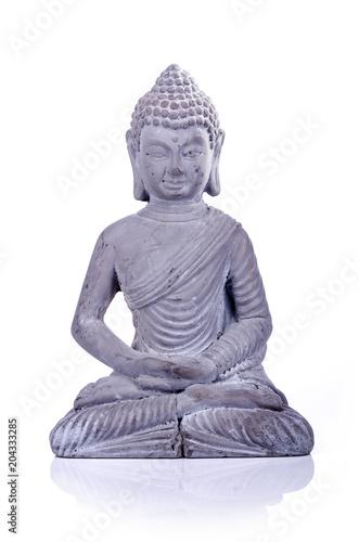 Plexiglas Boeddha little buddha statue