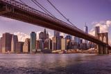 New York au coucher du soleil - 204352652