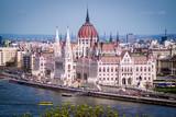 Parlamentsgebäude in Budapest - 204401207