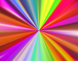 Abstract bright and colorful starburst background. - 204406676