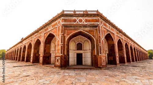 Humayun's Tomb, Delhi, Indie.