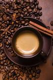 caffè espresso aromatizzato - 204431652