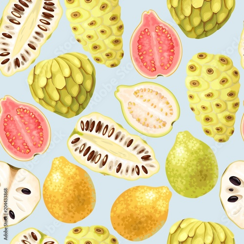 exotic-fruits-seamless