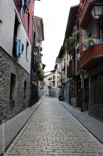 Fototapeta street