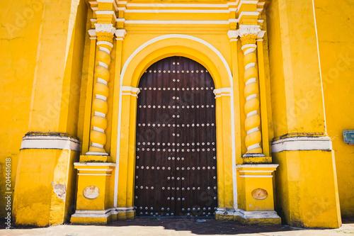 Kościół w Cholula, Meksyk