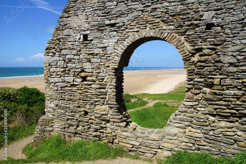 Eglise en ruine