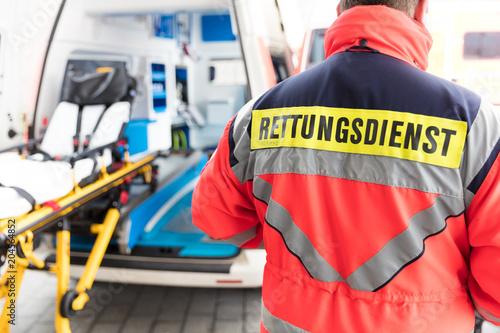 Symbolbild Rettungsdienst