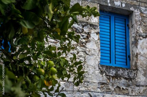 Canvas Cyprus Omodos Village Cyprus