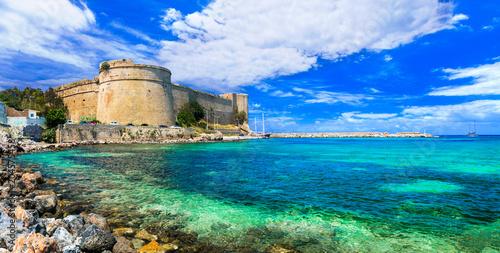 Aluminium Freesurf Landmarks of northen Cyprus - medieval venetian castle in Kyrenia