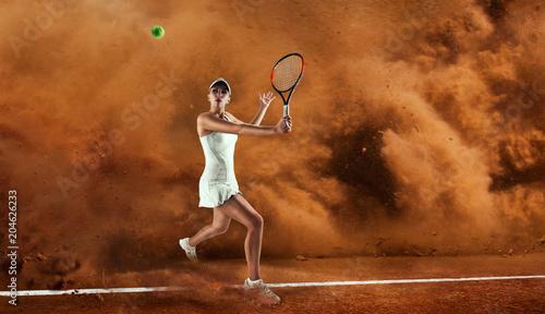 Fotobehang Tennis TENNIS