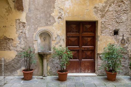 Ulice Sieny, Toskania