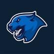 jaguar/panther/puma esport gaming mascot logo template