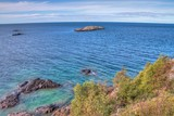Pukaskwa National Park is on the Shores of Lake Superior in Northern Ontario, Canada - 204666055