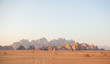 Quadro Wadi Rum, Jordan.
