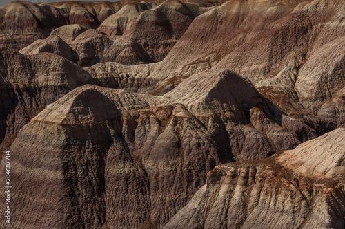 Canvas Arizona Petrified Forest National Park, Arizona USA