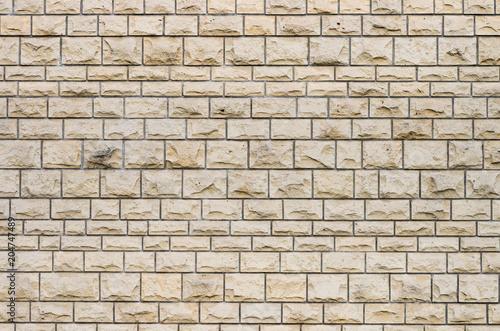 Canvas Stenen Sandstone walling panels background