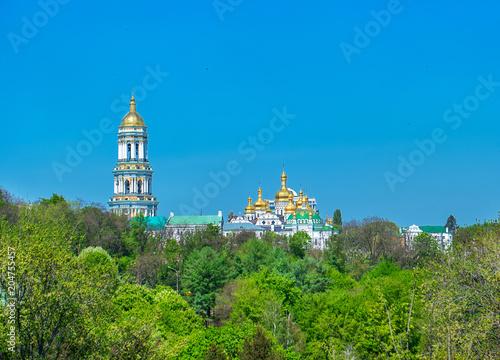 Aluminium Kiev Belltower of Kiev Pechersk Lavra