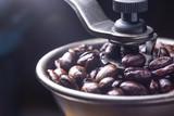珈琲、コーヒー豆、焙煎 - 204760840