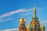 Church of the Savior on Spilled Blood in St. Petersburg, Russia - 204774288