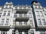 Poznan, Sanierter Altbau