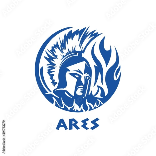 Greek God Ares Illustration Buy Photos Ap Images Detailview