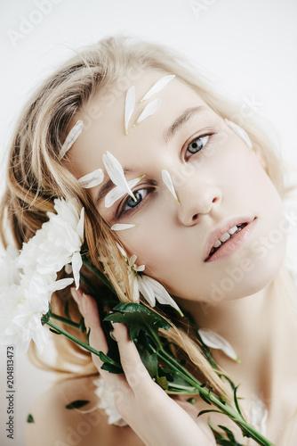 Foto Murales natural skin care