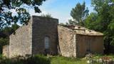 Provence: Verlassenes Haus, Ruine