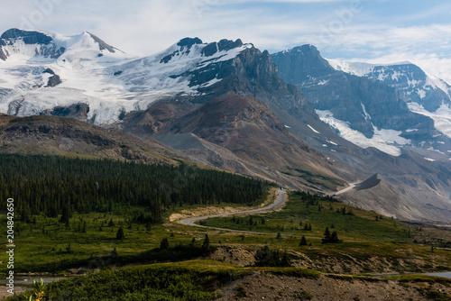 Fotobehang Landschappen Canada national park