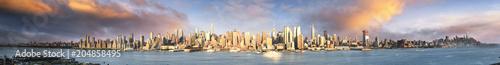 Plexiglas New York New York panoramic