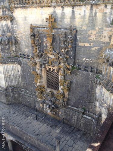 Tomar, Portugalia, Europa, siedziba templariuszy