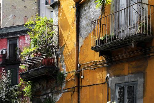 Plexiglas Napels Neapel