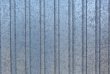 iron fence as a background, texture - 204927009