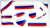 Banner Set - Russland - 204939884