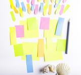 Sticky notes. - 204962217