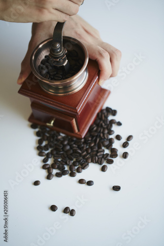 Canvas Koffiebonen コーヒー 豆 粉 ミル カフェ