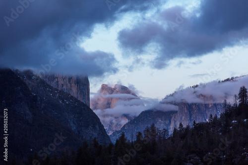 Plexiglas Galyna A. Yosemite