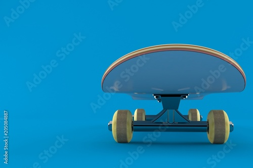 Plexiglas Skateboard Skateboard