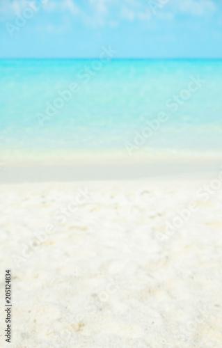 Plexiglas Konrad B. Beautiful nautical landscape - asian beach
