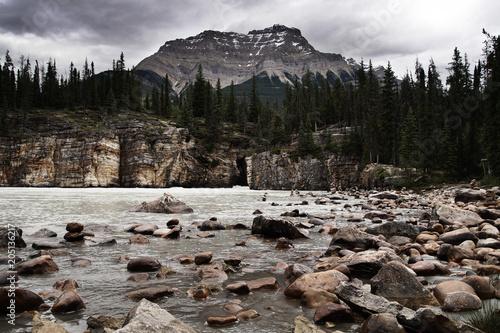 Plexiglas Canada Athabasca River