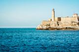Lighthouse in Cuba