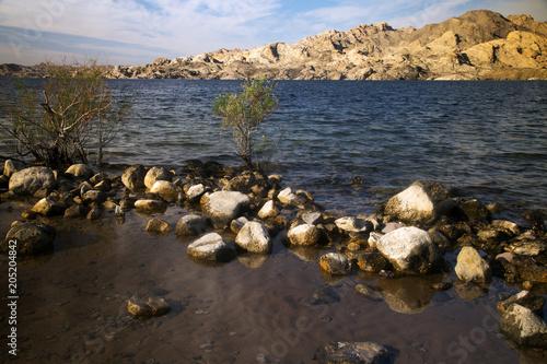 Canvas Arizona Mohave Lake